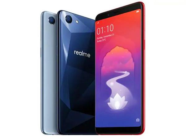 realme是什么牌子,新兴的中档智能手机品牌