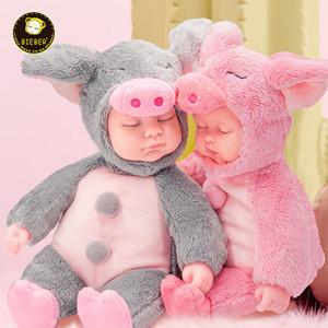 比伯娃娃宝宝睡眠公仔,高端品牌带给婴儿最贴心的礼物