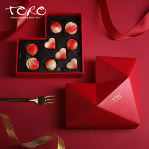 TORO怦然心动巧克力礼盒,惊艳女友的520礼物