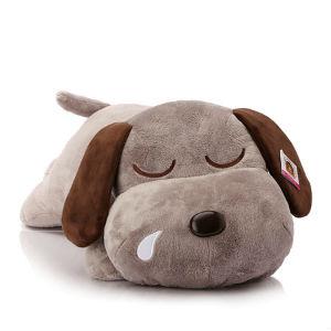 柏文熊鼻涕狗毛绒玩具,可做靠垫家居摆件生日礼物