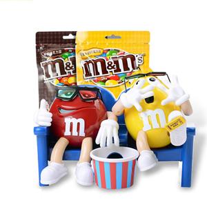 MMS巧克力豆玩具礼包,好玩又好吃的巧克力大礼包