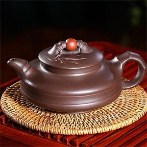 宜兴纯全手工紫砂壶,精致典雅让你体会茶的芳香