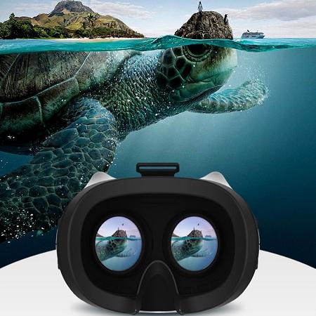 暴风魔镜S1头戴式一体机vr眼镜,带你走进虚拟与现实间