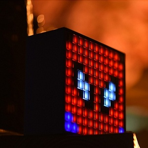 Divoom/地纹像素蓝牙音箱,送男朋友的一件超个性超有趣的礼物