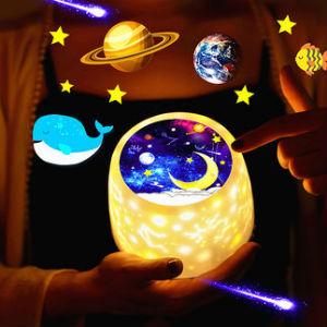 梦幻星空投影安睡灯,浪漫星空温暖灯光随心切换