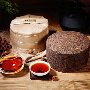 思境特级云南普洱茶礼盒,可以送礼的正品养生茶