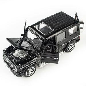 合金车模奔驰吉普车模型玩具,可作收藏摆设礼品娱乐