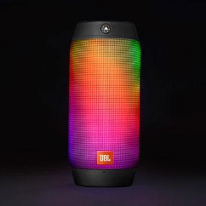JBL PULSE3无线蓝牙炫彩音箱,给你带来一场炫彩灯光秀