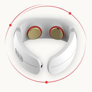 黑科技3D脉冲颈椎按摩器,你的私人按摩大师