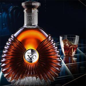 派斯顿金钻XO白兰地礼盒洋酒,送朋友的高档洋酒