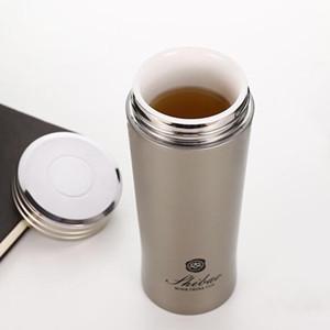 香港银杏世宝骨瓷保温杯,定制你的高档健康生活