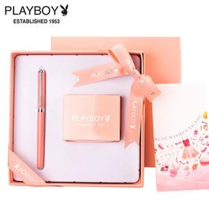 花花公子女士钢笔礼盒,一款具有女神气质的钢笔